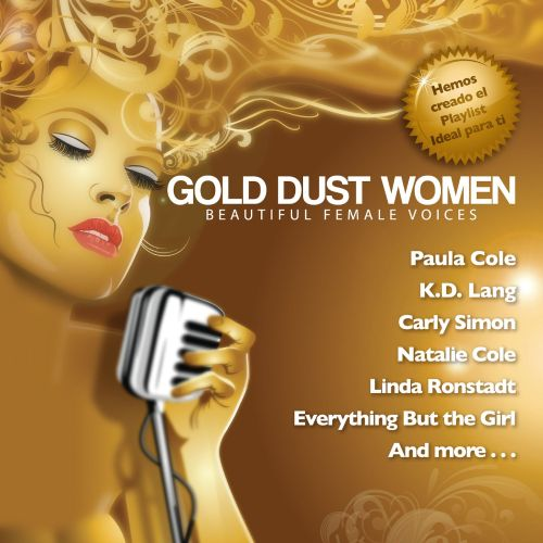 Gold Dust Women (Beautiful female voices)