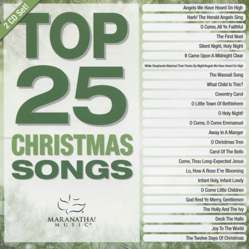 top 25 christmas songs - Top Classic Christmas Songs