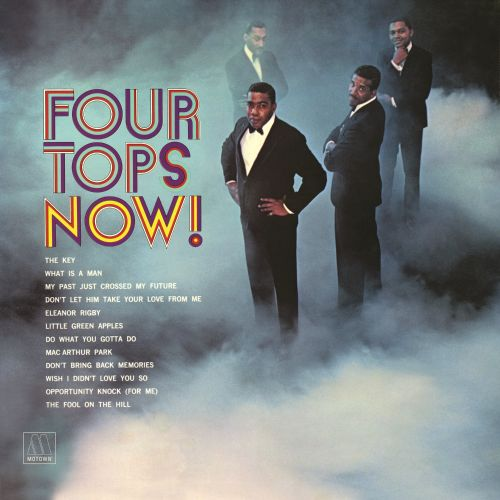 The Four Tops Now!