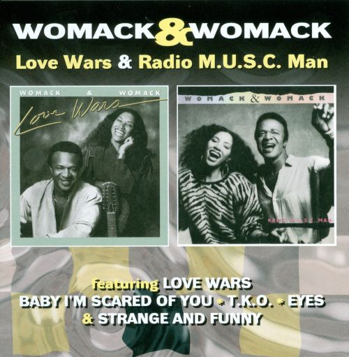 Love Wars/Radio M.U.S.C. Man