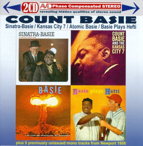 Sinatra-Basie/Kansas City 7/Atomic Basie/Basie Plays Hefti