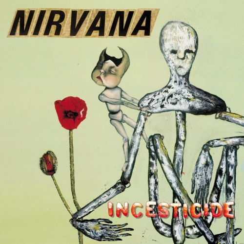Incesticide [Clear Vinyl] - Nirvana | Release Credits | AllMusic