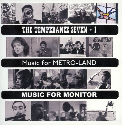 Music for Metro Land/Music for Monitor [Soundtrack]
