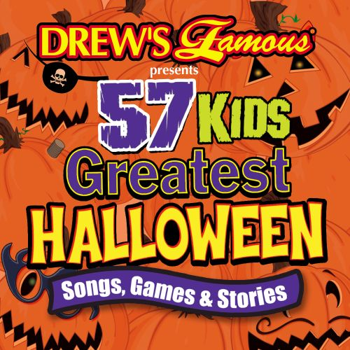 Drew's Famous 57 Kids Greatest Halloween Songs, Games & Stories ...