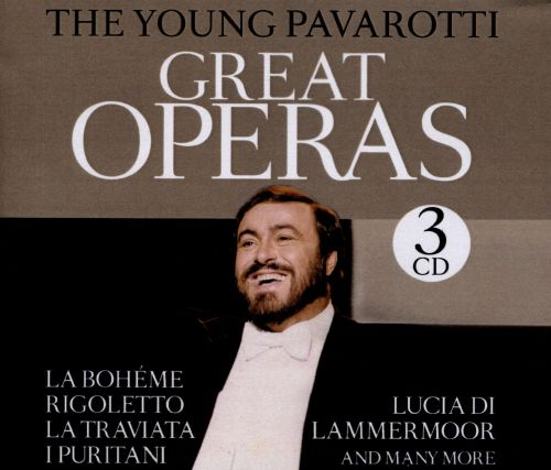 The Young Pavarotti: Great Operas