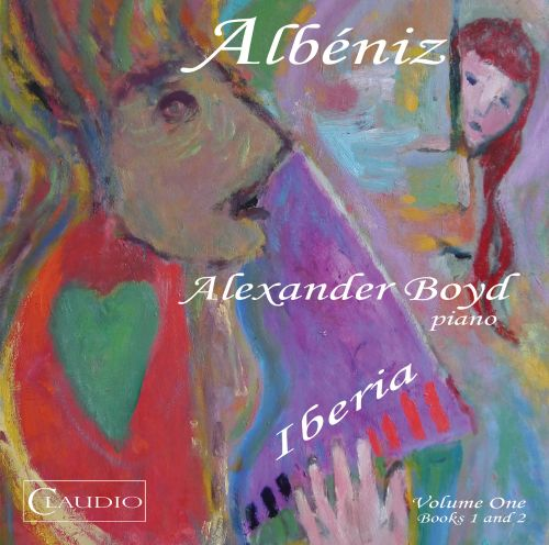 Albéniz: Iberia, Vol. 1 - Books 1 and 2