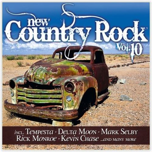 New Country Rock, Vol. 10