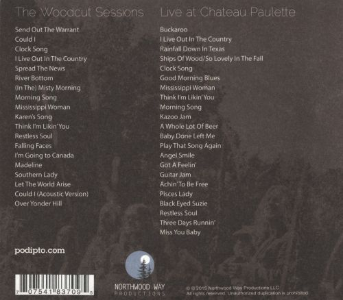 The Woodcut Sessions/Live at Chateau Paulette
