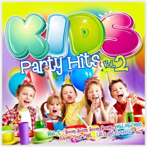 Kids Party Hits, Vol. 2: Madagascar 5/Mister Brown's Gang & Clueless