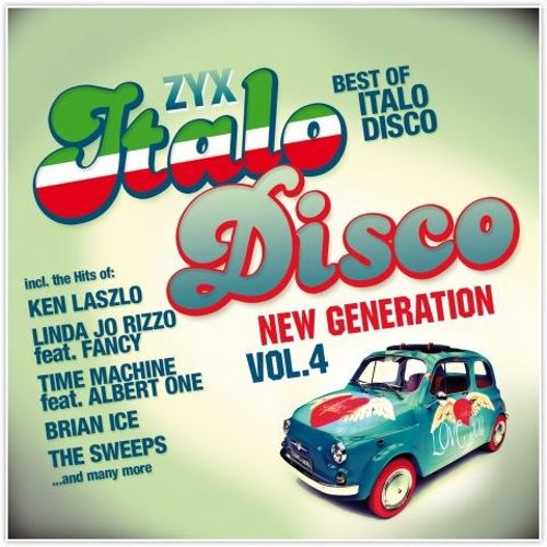 Italo Disco New Generation, Vol. 4