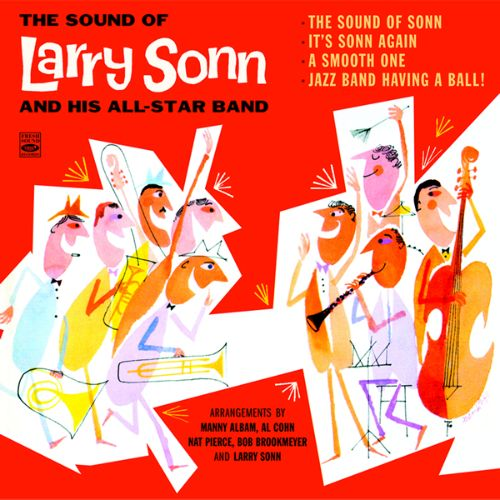 The  Sound of Larry Sonn & His All-Star Band