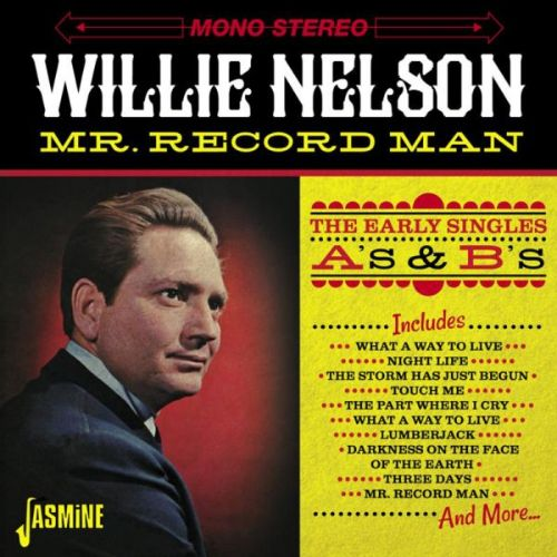 Mr. Record Man: The Early Singles A's & B's