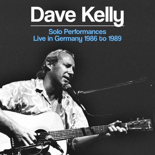 Solo Performances: Live in Germany 1986 to 1989