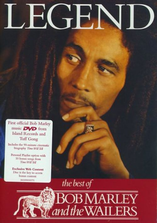 Legend: The Best of Bob Marley [DVD]