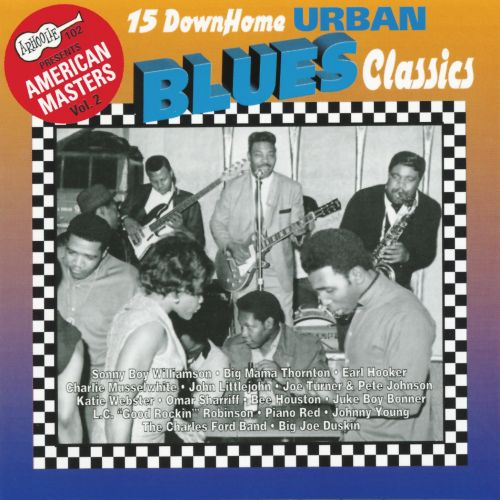15 Urban Blues Classics