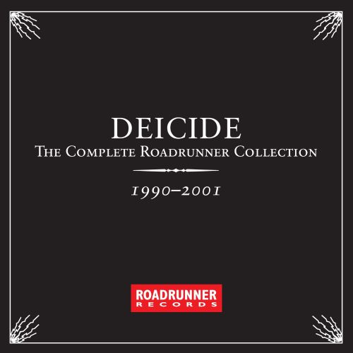 The Complete Roadrunner Collection 1990-2001