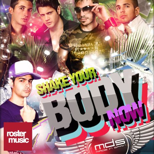 Shake Your Body Now