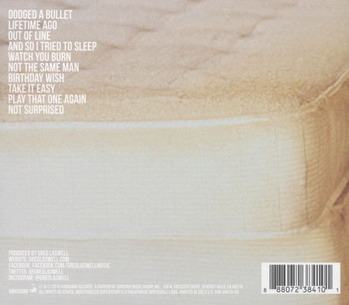 thinks  dodged  bullet greg laswell songs reviews credits allmusic
