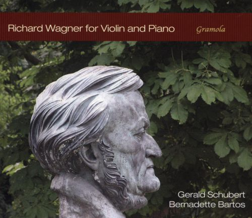 Richard Wagner for Violin and Piano