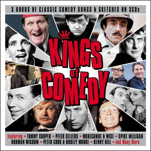 Kings of Comedy [One Day]