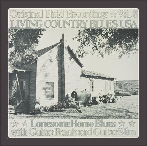 Living Country Blues USA, Vol. 8 - Lonesome Home