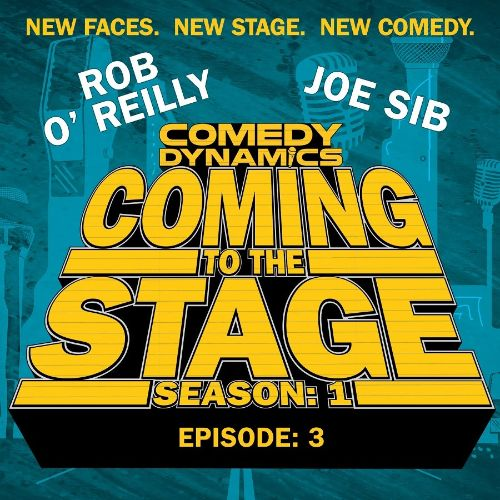 Coming to the Stage: Episode 3