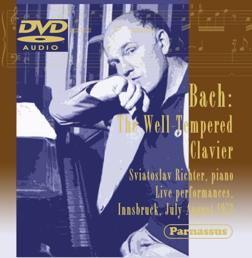 Bach: The Well-Tempered Clavier [1973]