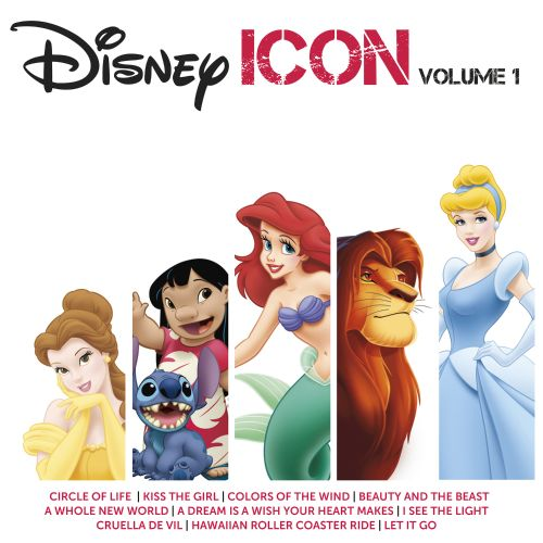 Icon: Disney, Vol. 1