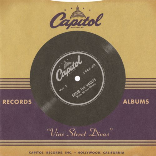 Capitol Records From the Vaults: