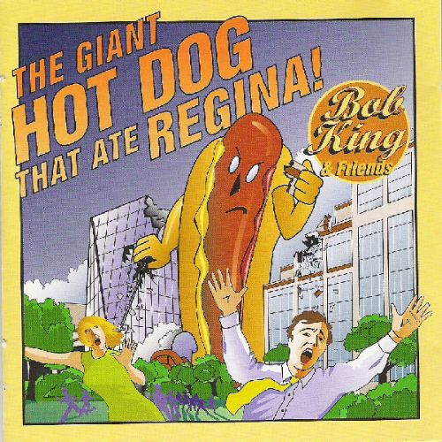 The  Giant Hot Dog That Ate Regina!