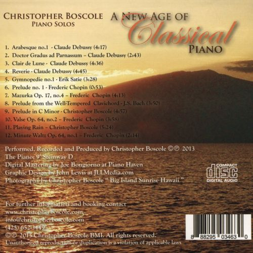 A New Age of Classical Piano