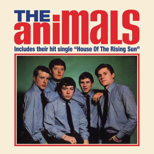 The animals us the animals songs reviews credits for House of tracks
