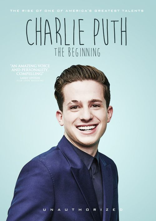 Charlie Puth: The Beginning [Video]