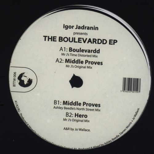 The  Boulevardd EP