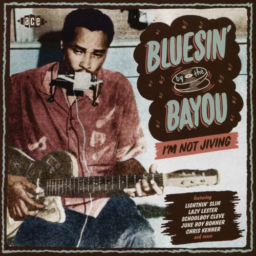Image result for bluesin by the bayou im not jiving