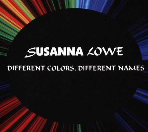 Different Colors, Different Names