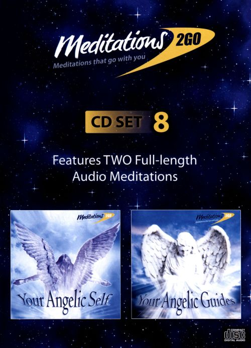 Meditations 2 Go: CD Set, Vol. 8