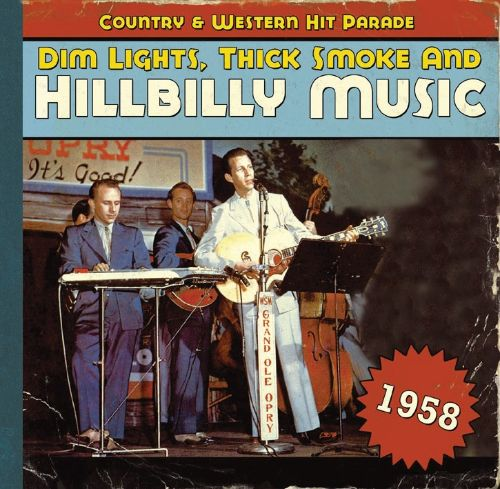 Country & Western Hit Parade 1958