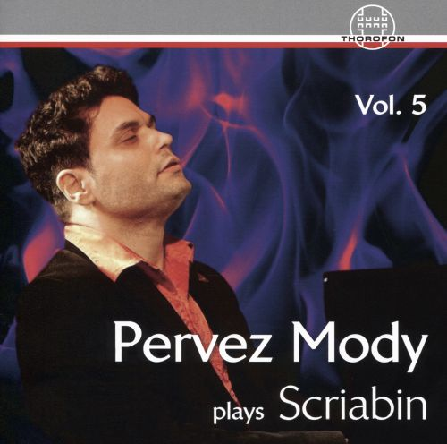 Pervez Mody plays Scriabin, Vol. 5