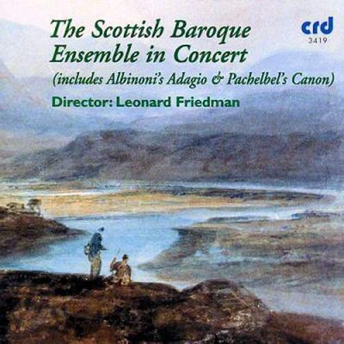 The Scottish Baroque Ensemble in Concert
