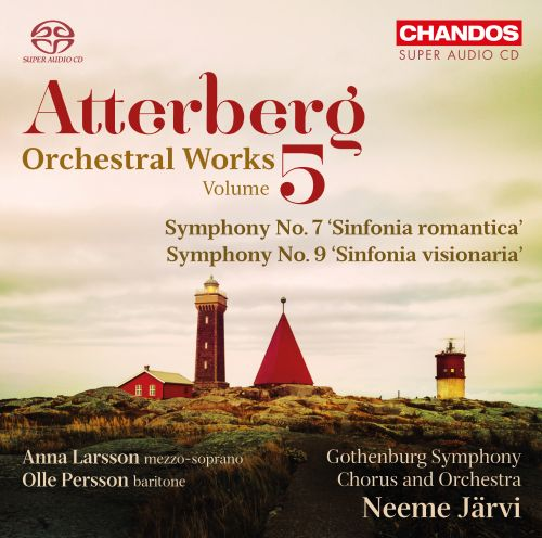 Atterberg: Orchestral Works, Vol. 5