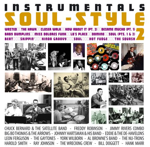 Instrumentals Soul Style, Vol. 2