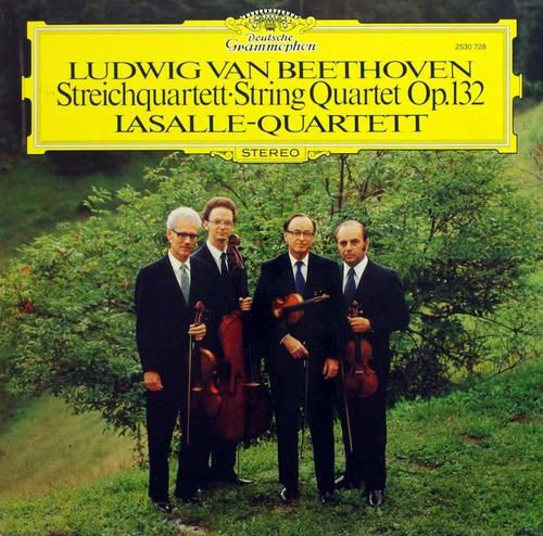 Ludwig van Beethoven: Streichquartette Op. 132