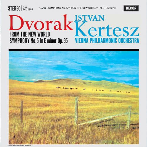 Dvorák: From the New World - Symphony No. 5