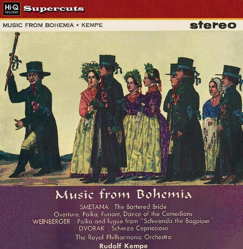 Music from Bohemia