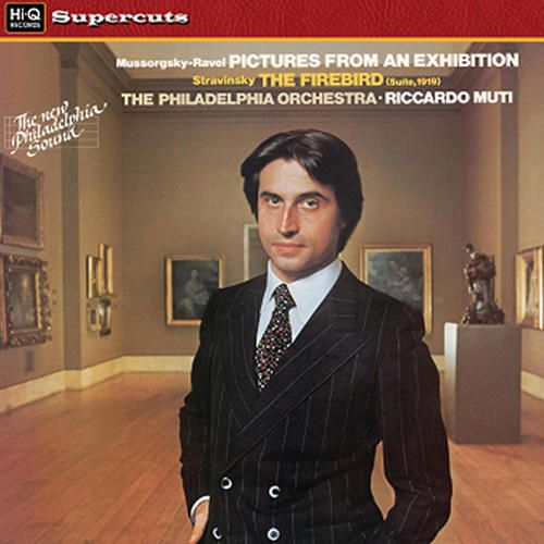 Mussorgsky: Pictures from an Exhibition; Stravinsky: The Firebird
