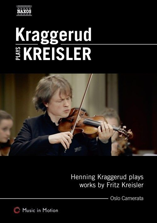 Kraggerud plays Kreisler [Video]