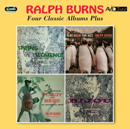 Four Classic Albums: Spring Sequence/Very Warm for Jazz/Bijou/Porgy & Bess in Modern Jazz