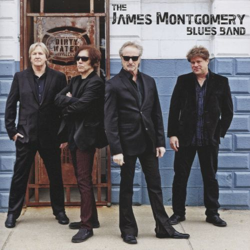 The James Montgomery Blues Band