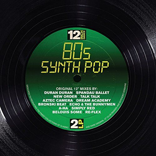12 Inch Dance: '80s Synthpop